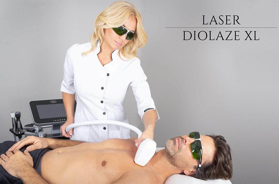 Laser Diolaze XL